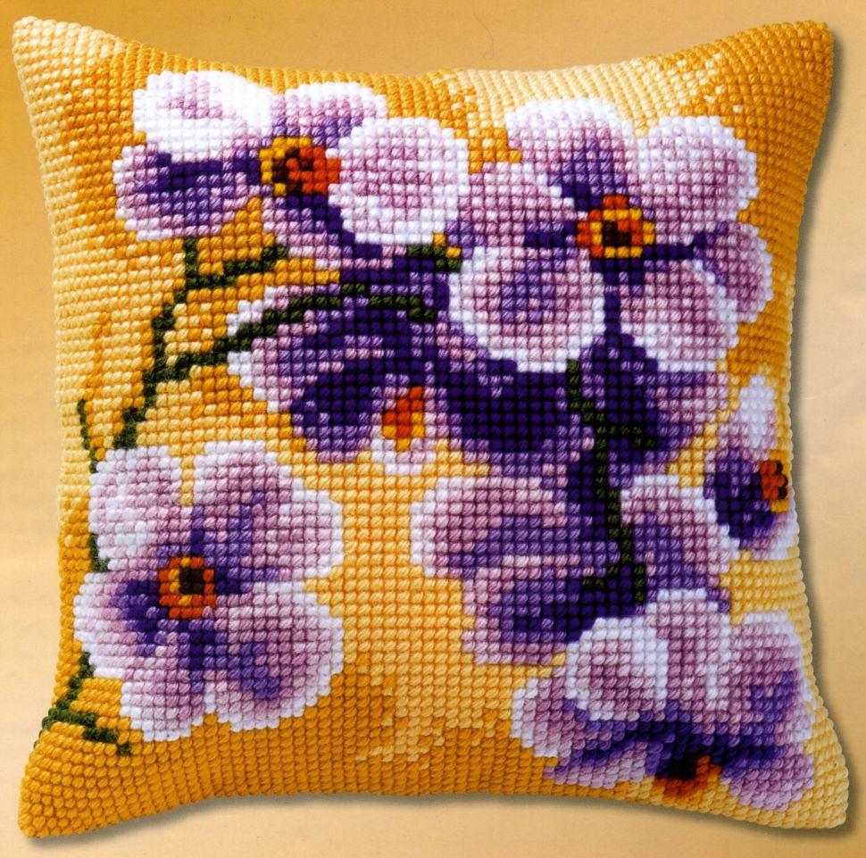 Вышивка подушки наборы для вышивания 95